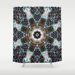 The Impossible Dream Shower Curtain