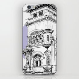 Palace of Industry iPhone Skin