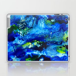 Ocean Foam Laptop & iPad Skin