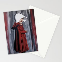 """Nolite te bastardes carborundorum"" Stationery Cards"