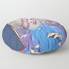 A Kingdom of Isolation Floor Pillow