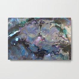 Supernova II (detail) Metal Print