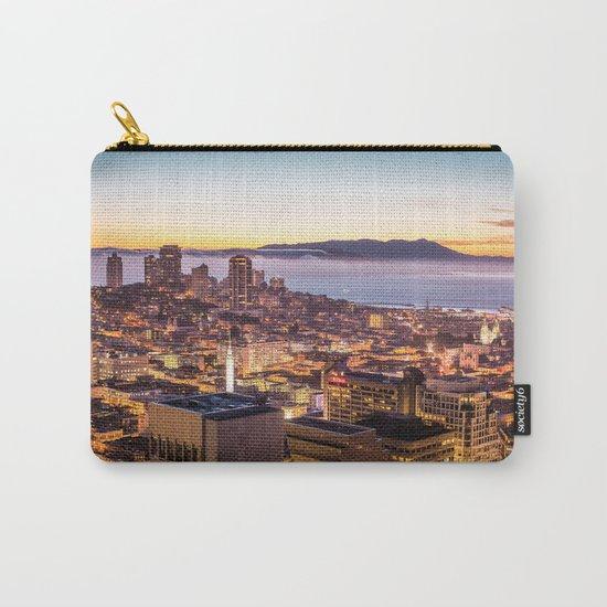 California Dan Francisco Carry-All Pouch