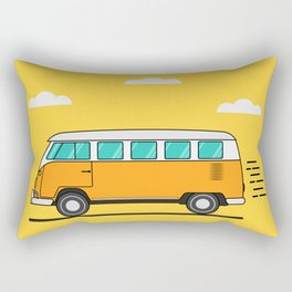 Camper Rectangular Pillow