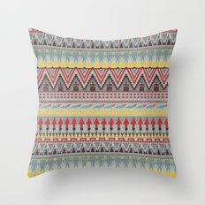 WHISKY AZTEC  Throw Pillow