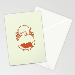 Kitteh Cat Stationery Cards