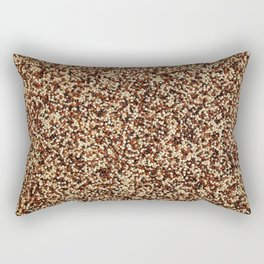 Mixed quinoa Rectangular Pillow