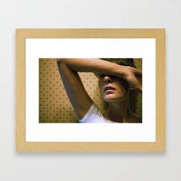 Roarie Framed Art Print