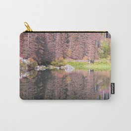 Rainbow Lake Carry-All Pouch