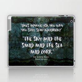 The Scorpio Races Laptop & iPad Skin