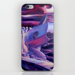 The Lord of Smegma iPhone Skin