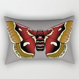 Cecropia Moth Rectangular Pillow