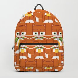 Super cute animals - Cute Kitty Cat Ginger Backpack