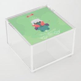 Imperator Acrylic Box