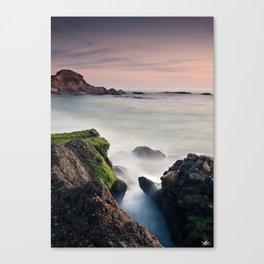 The Ocean Crack Canvas Print