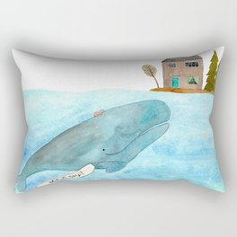 It´s a boy Rectangular Pillow