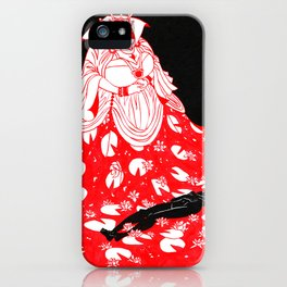 Back Into My Arms iPhone Case