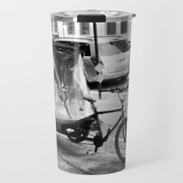 bike rickshaw Travel Mug