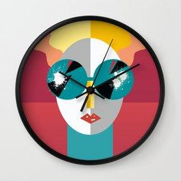 Big Shades Wall Clock