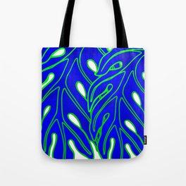 Blue Lau Ulu Tote Bag