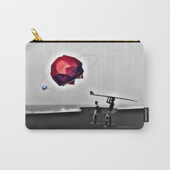Square Beach Carry-All Pouch