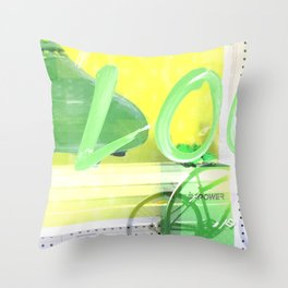 summerlovin' Throw Pillow