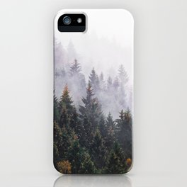 The Big Calm iPhone Case