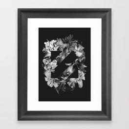 n1 (MOVED) Framed Art Print