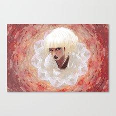isis Canvas Print