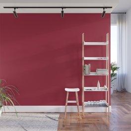Chili Pepper | Pantone Fashion Color | Fall : Winter 2019-2020 | New York | Solid Color | Wall Mural