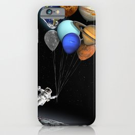 Lift Off iPhone Case