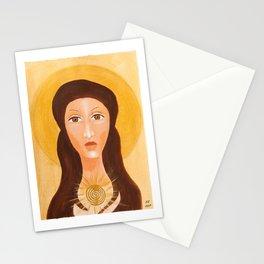 Goddess no 17 Stationery Cards