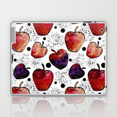 Galaxy Apple Pattern Laptop & iPad Skin