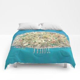 Poofy Dirtsprinkle Comforters