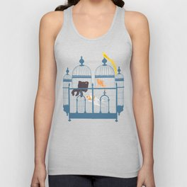 Cages Unisex Tank Top