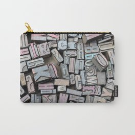 Print Studio Carry-All Pouch