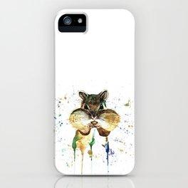 Chipmunk - Feeling Stuffed iPhone Case