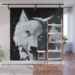 Wolf 4 Wall Mural