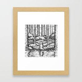 John Bauer Tuvstarr Framed Art Print