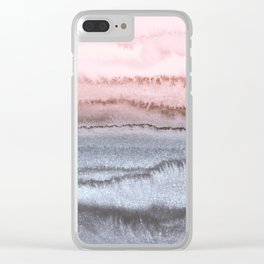 WITHIN THE TIDES - SCANDI LOVE Clear iPhone Case