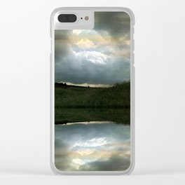 Every Cloud Has a Silver Lining Clear iPhone Case