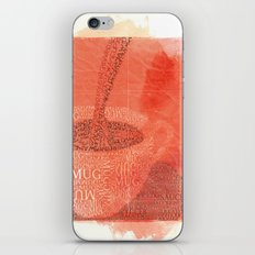 WakeUp! iPhone & iPod Skin