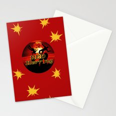 Red Herring - The Spies Who Loved Me Not Stationery Cards