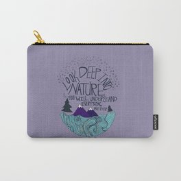 Einstein: Nature II Carry-All Pouch