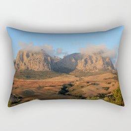 the 3 sisters Rectangular Pillow