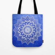 okshirahm, blue crystal Tote Bag