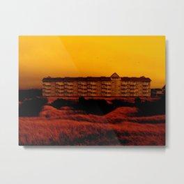 House of Orange Metal Print
