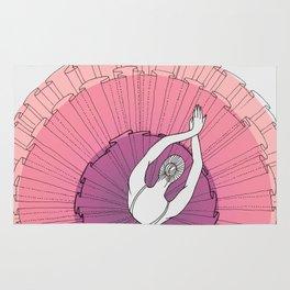 Pink Ballerina Rug