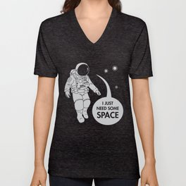 Relation(Space)ship Unisex V-Neck