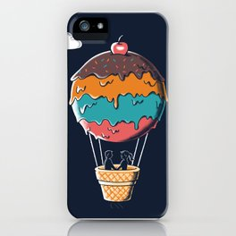 Sweet Journey iPhone Case
